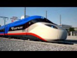 Italo disco. System Project - Future Train. Magic high-tech modern trance mix