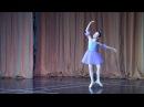 Весенний отчетный концерт ДШБ Ильи Кузнецова. Вариация из оперы Napoli, Akt 3