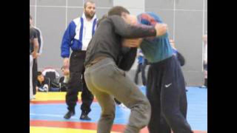 Warm up to European Freestyle Wrestling Championship 2011