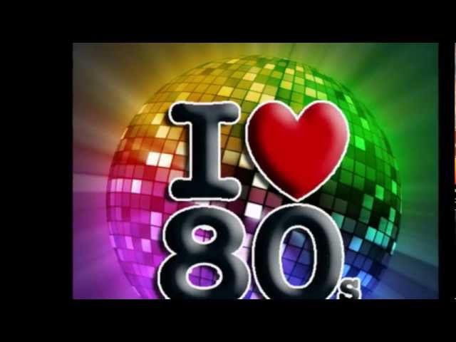 Disco retro de los 80's ronny mix dj los clasicos que no mueren