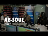 Ab-Soul Freestyles Talks Satanism and Breaks Down Lyrics on Sway in the Morning