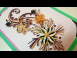 Quilling greetings cards 2017
