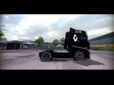 ETS2 - Renault Range T Faça v2 Paylaşım | 1.24 & 25 & 26x