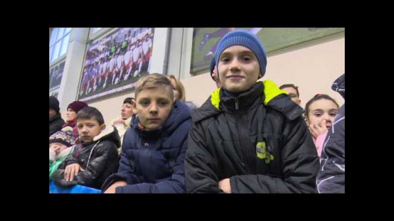 Відкриття футбольної академії «Зоря-Черкаський Дніпро»