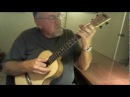 STAIRWAY TO HEAVEN, by Led Zeppelin, Cover arrangement for baritone ukulele by Phil Hendricks.