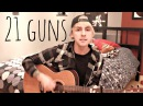 Green Day - 21 Guns Acoustic Cover by Janick Thibault