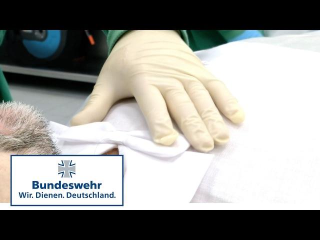 Tod im Einsatz Lehrgang zum würdigen Umgang mit dem Verstorbenen Bundeswehr