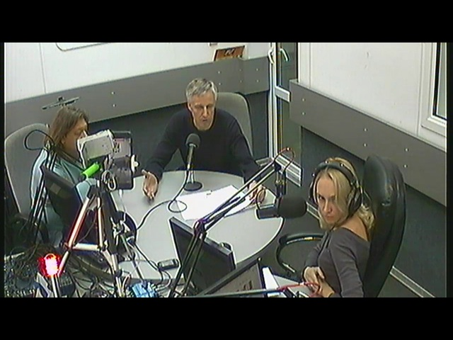 Михаил Дикин и Евгений Эстрин в гостях у NN-Radio