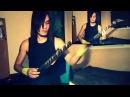 Teminite Panda Eyes - Highscore (Guitar Cover)