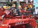 Лозівські машини заявили нову землеобробну техніку на агровиставці Зернові