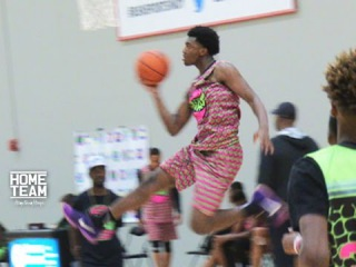 15 Yr Old Kyree Walker Is A Man Child - Best Freshman In The Country
