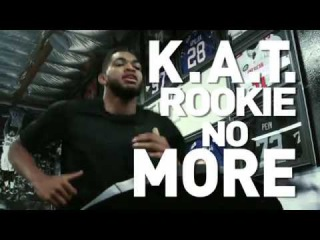 Karl-Anthony Towns: Rookie No More #NBANews #NBA
