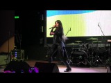 ESCKAZ in Riga Ruslana - Dance With The Wolves (at Eurovision PreParty)