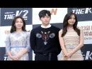 NO CUT 드라마 'THE K2' 제작발표회 포토타임 윤아 Girls' Generation Yoona 지창욱 송윤아 조성하 통통영상