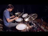 Mike Dawson Playing Fast Bebop Jazz From Jim Riley's Survival Guide for the Modern Drummer