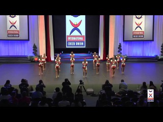 USA National Team [2016 Team Cheer Freestyle Pom]