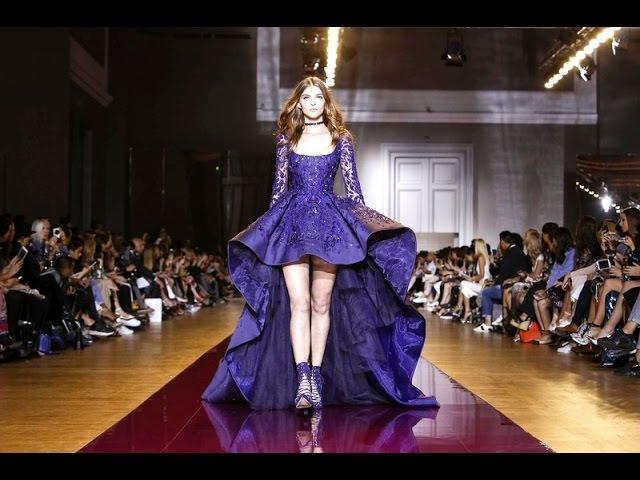 Zuhair Murad Haute Couture Full Show Exclusive