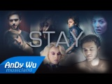 STAY (Megamix)  Zedd, Lady Gaga, Zayn, Taylor Swift, The Chainsmokers, Selena Gomez, Lorde &amp more