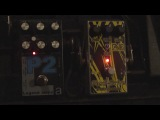 AMT P2 + AVR Plexi Drive PD-1