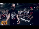 What The Flock vol.4   Hip-Hop 2x2 FINAL - L'eto Irina vs Maximus Ego