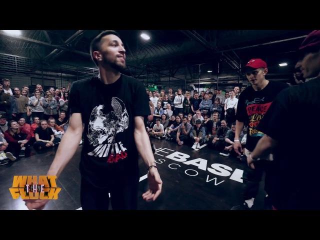 What The Flock vol.4 | Hip-Hop 2x2 FINAL - L'eto Irina S.N.CH. vs Maximus Ego