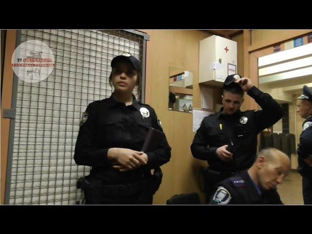 Нюхатели порожнин / Полиция против деда. Часть 2