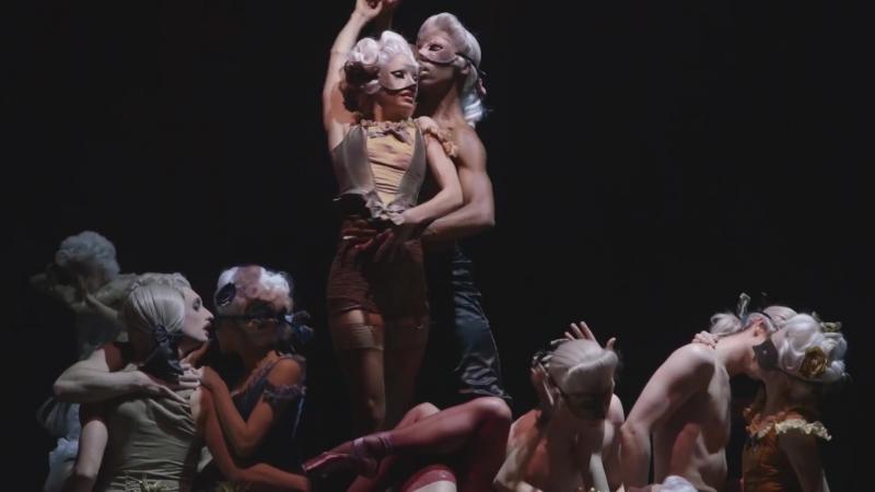 Northern Ballets | Casanova ballet