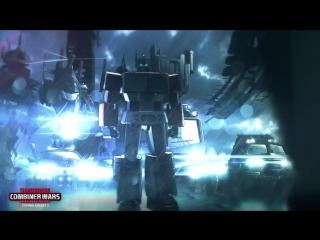[AniDub] Transformers: Combiner Wars | Трансформеры: Войны гештальтов [Prologe 1] [Azazel]