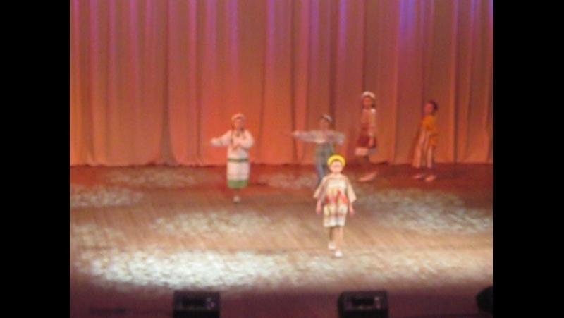 Школа моделей Дива. Показ на гала-концерте форума Одаренные дети