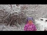 Зима психанула)