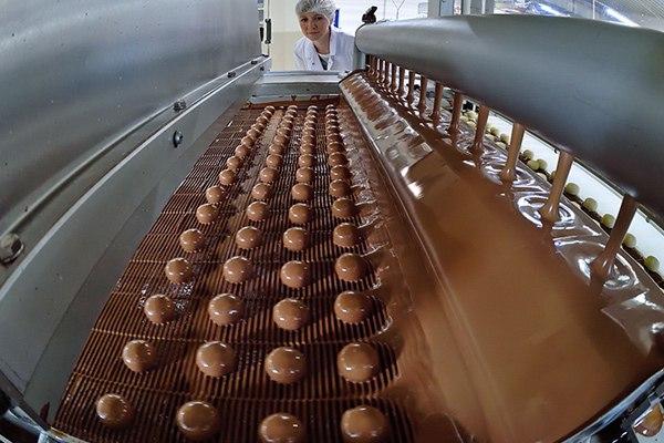 Спрос на сладкое перед Новым годом оказался выше ожиданий