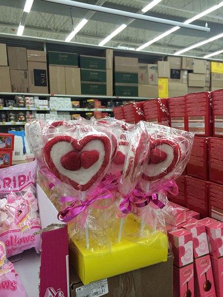 Около $20 млн потратят в этом году на сладкие подарки ко Дню всех влюбленных в России