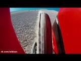 Спуск с горы на скорости 167 км/ч: Мировой рекорд «самый быстрый горный байкер»
