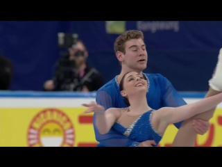 Four Continents Championships 2017. Pairs - FР. Haven DENNEY ⁄ Brandon FRAZIER