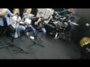 Насте на денюху. Кавер детского рок-хора на мотив smoke on the water в сургутской школе рока.