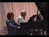 Моцарт-Григ - Произведения для 2-х фортепиано - Святослав Рихтер, Елизавета Леонская