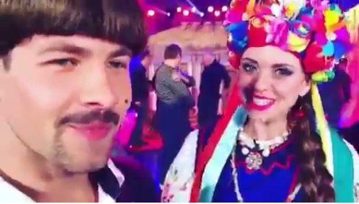 Портрет Рапунцель и Дмитренко будет повешен на въезде во Владивосток.