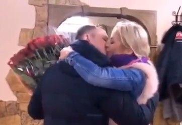 Яббаров дождался свою девочку.