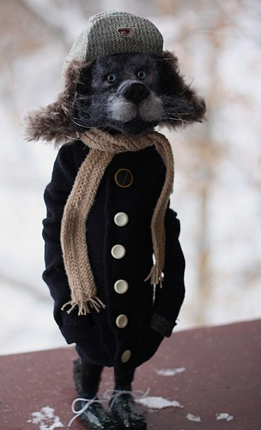 - Скажите, где вы шили пальто ?  - В Париже!  - Это далеко от Саратова