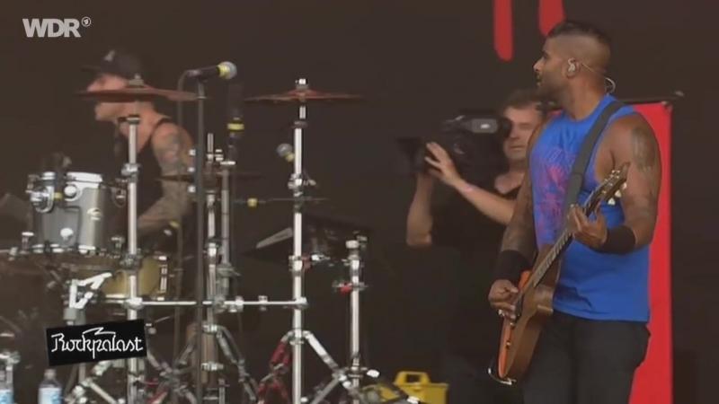 Sum 41 - Live Highfield Festival 2016