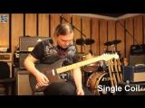 FT-Pickups - HH A12NS Single Immitator - YouTube