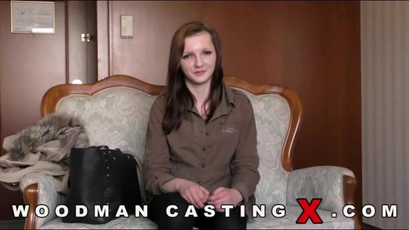 Tyna Shy Woodman Casting X Вудман кастинг