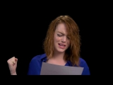 Emma Stone Proves Her Vocal Chops with I Will Survive - W Magazine