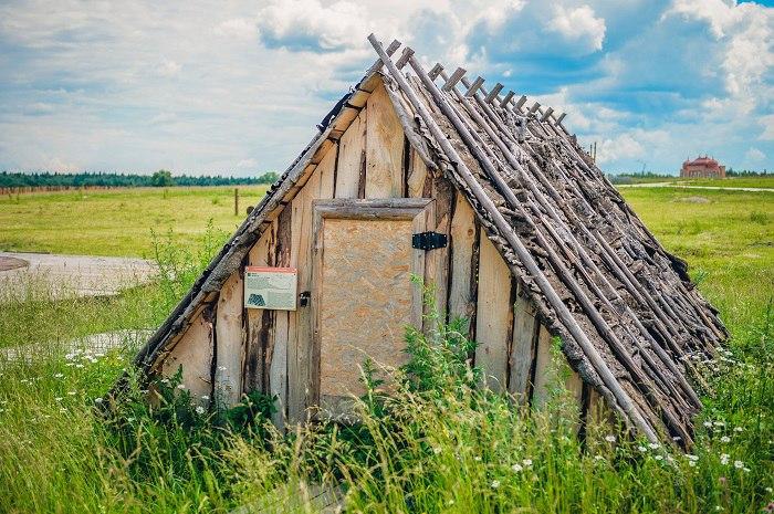 Необычные обычные дома народов России