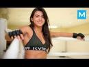 Claudia Gadelha MMA Training | Muscle Madness