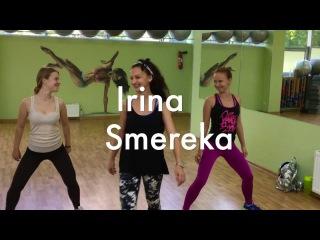 URBAN LATINA Master Class with Irina Smereka | 24.08.2016