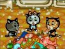 Три котенка - Холодный холодильник (песенка из мультика)