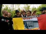 Одесса: Партиоты встретили Мориса Ибрагима