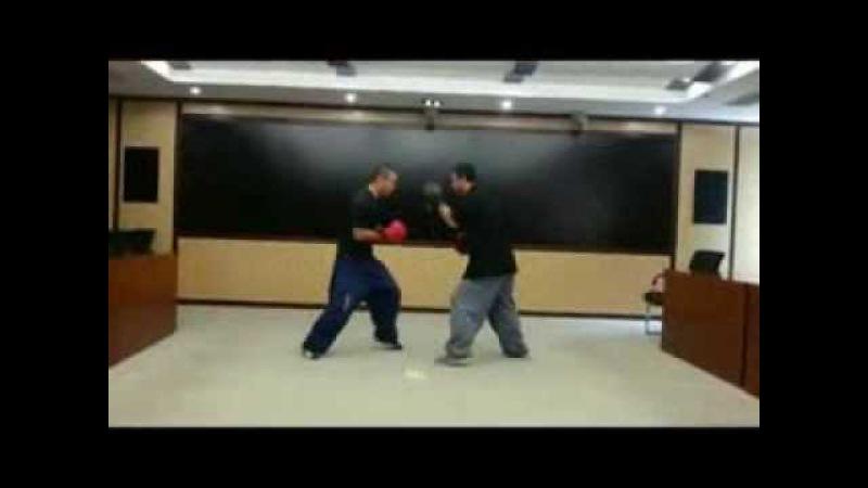 Beijing Baji Quan club : fight applications 4