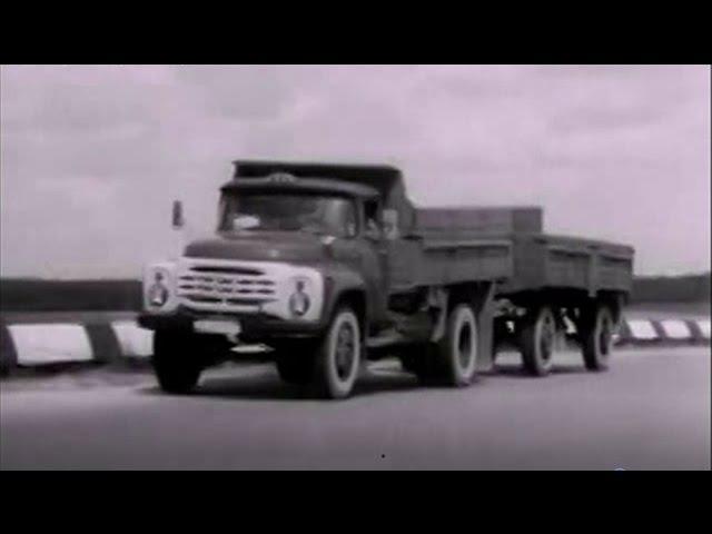 ЗиЛ - 130 Тормозная система. 1983